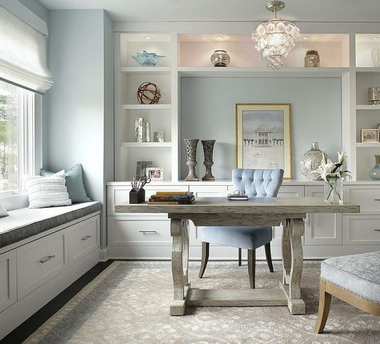 Space-savvy-home-office-with-window-seat-in-pastel-blue